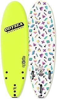 """CATCH SURF (キャッチ サーフ) LOG KALANI ROBB PRO モデル [YELLOW]8'0"""" ソフトボード サーフボードフィン付き"""
