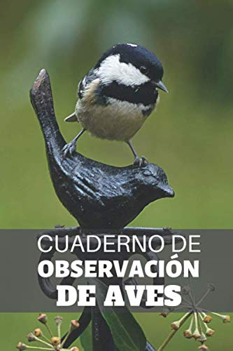 Cuaderno de Observación de Aves: Es un cuaderno con el que va a poder llevar un registro completo de sus avistamientos de aves   125 páginas ( 15 x ...   Regalo original para un observador de aves.