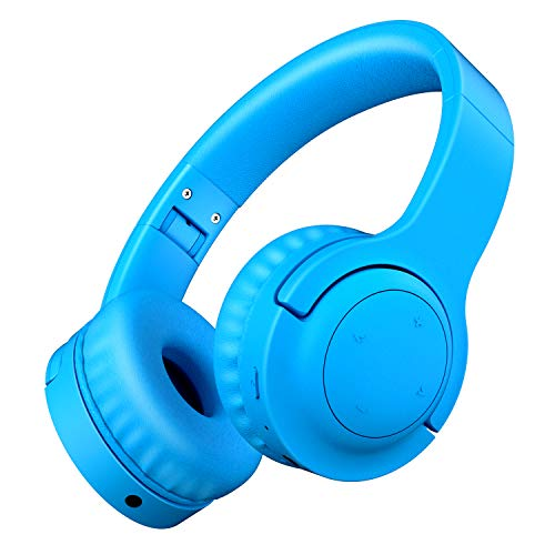 Picun Kids Bluetooth Headphones, 35 Hrs Playtime Foldable...