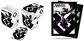 Bundle: Magic: The Gathering - Magic 2015 - Nissa Worldwaker(Deck Box & 80 Sleeves)