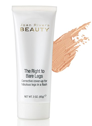 Joan Rivers Beauty-The Right to Bare Legs Corrective Cover Up- Fair