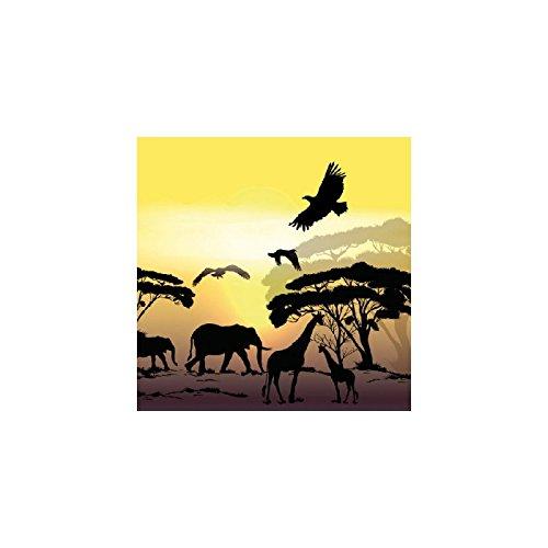 afrika servietten