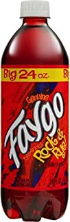 Faygo Rock & Rye Soda Pop 24 oz Bottles (6 pack) and A Detroit Favorite