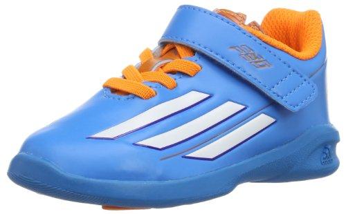 adidas Baby Jungen F50 Adizero EL I Lauflernschuhe, Blau (Solar Blue S14/Running White FTW/Solar Zest), 23 EU