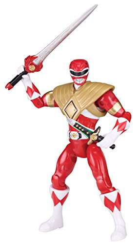 Power Rangers Legacy Mighty Morphin 5-Inch Armored Red Ranger Action Figure