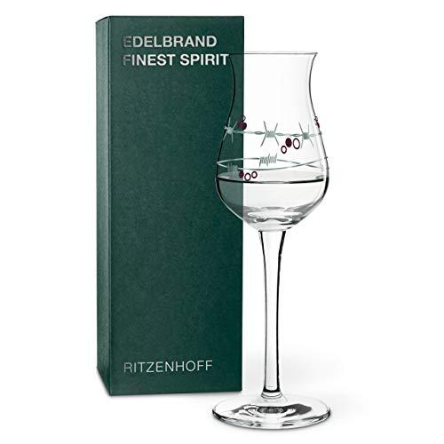 RITZENHOFF Next Finest Spirit Edelbrandglas von Alice Wilson , aus Kristallglas, 156 ml