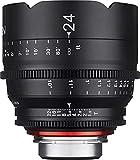 Samyang XEEN - Objetivo (24 mm, T1.5 FF, Cine Micro 4/3 MFT)