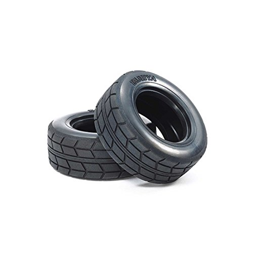 Tamiya 51589 RC on Road Racing Truck Tires, for Man Race Trucks (2)