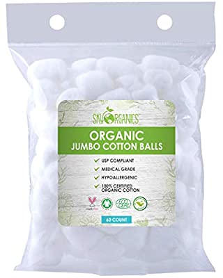 Cotton Balls Organic by