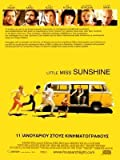 Little Miss Sunshine – Greek Film Poster Plakat Drucken