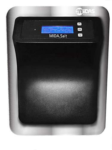 well2wellness® Salzelektrolyse Anlage Mida.Salt 2 für Private Pools und Schwimmbecken