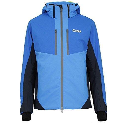 Colmar Herren Whistler SKI Jacket Jacke, Mosaic Blue, 48