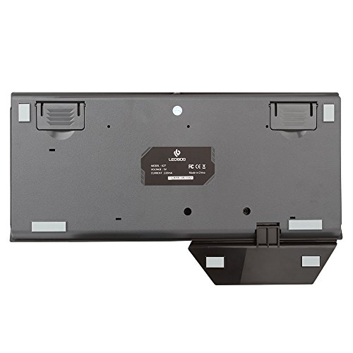 LEOBOG『K27RGBメカニカルキーボード』