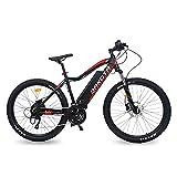 URBANBIKER Vélo électrique VTT Dakota, Batterie Lithium Samsung 48 V 17.5 Ah (840 Wh) Moteur 250W. Freins hydrauliques (27.5')