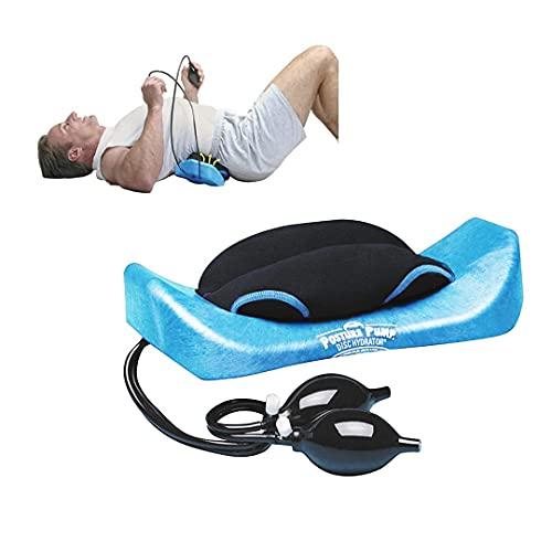 POSTURE PUMP Relief for Low Back Pain Elliptical Back Rocker™ DISC...