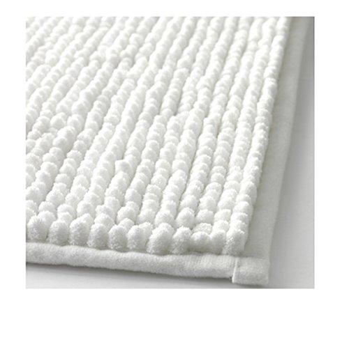 Toftbo Ikea's Bathmat, White