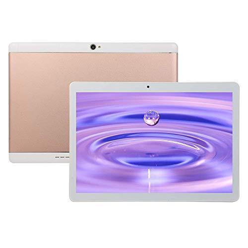 L.BAN Tableta 1G + 16G Memoria Tarjeta Dual Doble Modo de Espera resolución de 10 Pulgadas hasta 1280 y Veces; 800 Sistema Android Incorporado Sensor de Gravedad Inteligente Compatible con teléfon