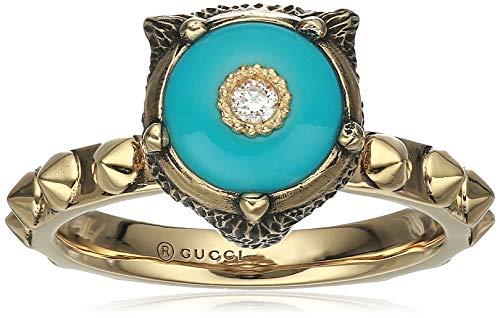 Gucci Le Marché des Merveilles ring size 6 3/4(US) -N(UK) YBC502868003014