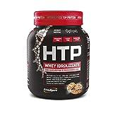 EthicSport - HTP - HYDROLYSED TOP PROTEIN - Barattolo da 750 g - Gusto: Cookies - Integratore alimentare di proteine del siero del latte isolate e idrolizzate, con nucleotidi e ProHydrolase®