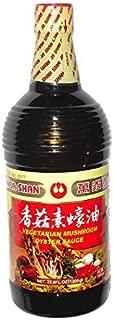 Wan Ja Shan Vegetarian Mushroom Oyster Sauce, 33.8 fl. oz