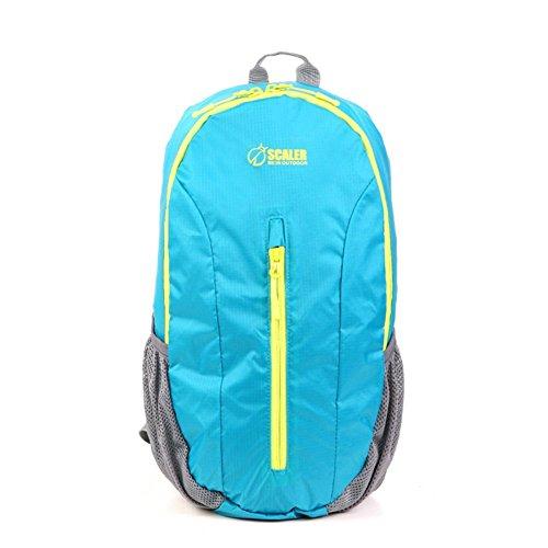Backpack éclairage extérieur Sac Pliable/Sac de Peau/Sac à bandoulière/Purse-Green 20L