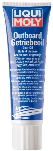 Liqui Moly P000203 1232 Outboard Getriebeoil, 250 ml