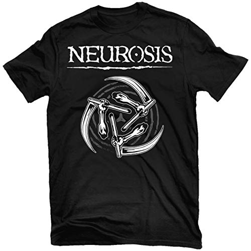 Neurosis Sickles T-Shirt New! Relapse Records TS3028
