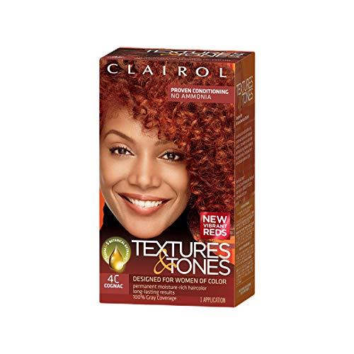 Clairol Professional Textures & Tones, 4c Cognac 1 Ea, 1count
