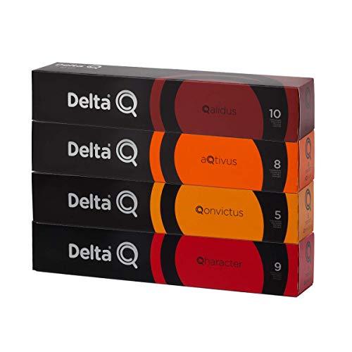 40 Cápsulas Delta Degustação Cafeteira