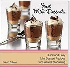 Just Mini Desserts Recipe Book