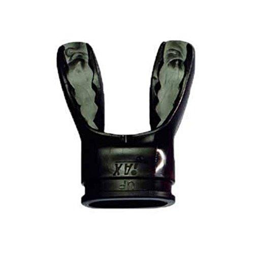 Mares Erwachsene Mundschutz Jax Mouthpiece Wetsuit, Black, Einheitsgröße