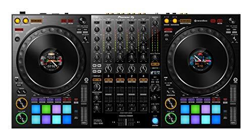 Best Price! Pioneer DJ DDJ-1000 - 4-Channel Professional DJ Controller for Rekordbox DJ + FREE The D...