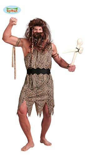Fiestas Guirca Homme des cavernes Adulte l 52-54 Costume pour Adulte