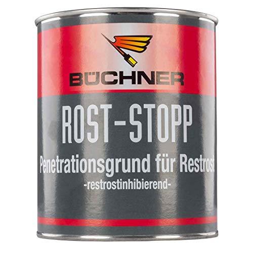 Schutzgrund | Rost-Stopp | rot-braun | 0,75 l | Grundierung | Rost | Schutz | Traktor | Trecker | lackieren | Schlepper | Agrar
