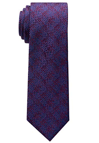 eterna Krawatte Schmal strukturiert