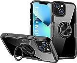 KONEE Custodia Compatibile con iPhone 13 Mini 5.4', 【Morbido Silicone Bumper】 【Duro...