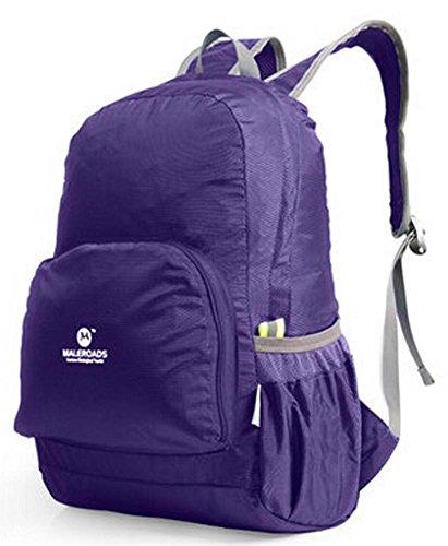 Violet extérieur Camping Sacs à dos Sacs à dos Sacs à dos 20L Courir Escalade
