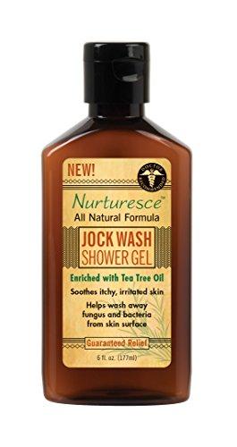 PediFix Nurturesce Jock Wash Shower Gel, 6 Fluid Ounce