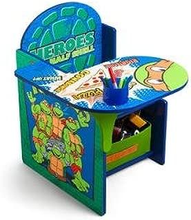 Delta Ninja Turtles Chair Desk Exercise Organizer Office Kids Game