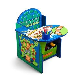 Product Image of the Delta Ninja Turtles Chair Desk Exercise Organizer Office Kids Game