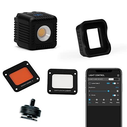 Lume Cube 2.0 Daylight Balanced LED für Foto und Video - Einzelpackung