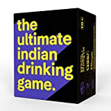 The #1 Indian Drinking Game. SAVAGE dares that will make your group go CRAZY. Curated especially FOR Indians by Indians. Can be played in ANY circle. Create CRAZY and Hazy Memories.