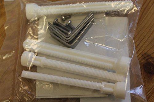 geberit-240,938,00.1prolongadores für UP300und Kappa (UP200) 15cm