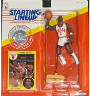 Starting Lineup Michael Jordan 1991 (Jumping) by Starting Line Up
