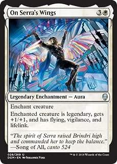 On Serra's Wings - Dominaria