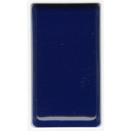 Kuretake: Gansai Tambi Japonesa Acuarela: Azul Persa: Gran Pan