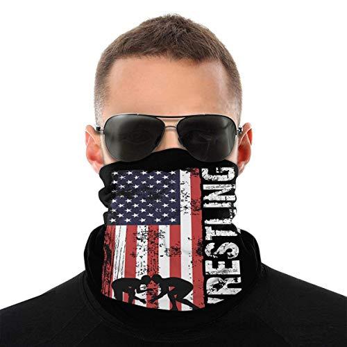 MJKII Schal Sturmhauben Bandana Wrestling Outdoor Sports Face Scarf Variety Head Scarf