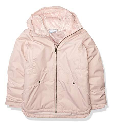 Columbia Porteau Cove Jacket, Mineral Pink Heather, Large Mixte Enfant
