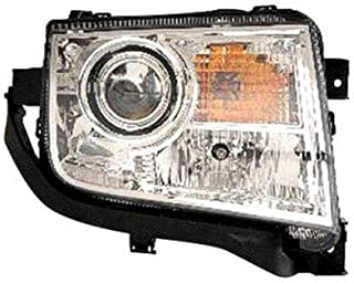 New Right Passenger Side Halogen Head Light Assembly For 2007-2010 Lincoln MKX, Without Adaptive Lights FO2503260 7A1Z13008C