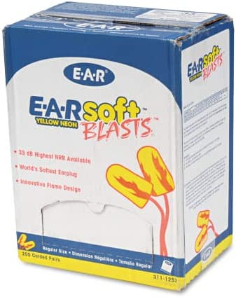 3m Corded Ear Plugs Yellow 200 Of Box Omaha Mall Max 49% OFF
